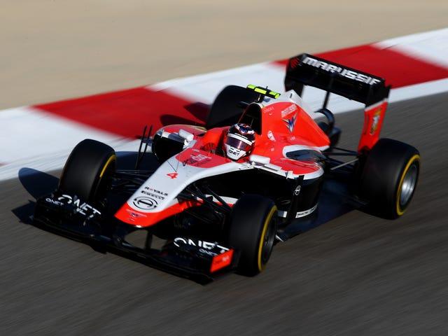 F1 / LMP1-suunnittelija liittyy joukkoihin Manor / Marussian kanssa