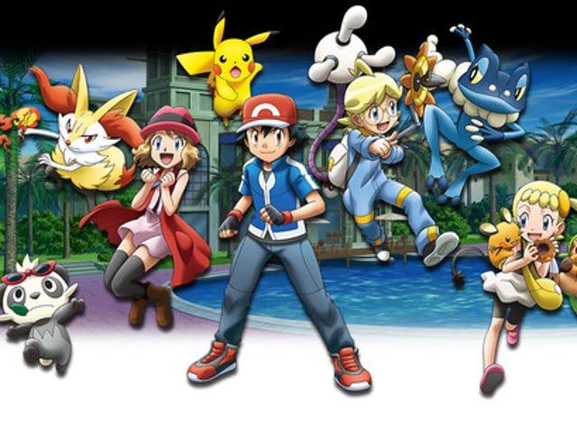 Narito ang unang Trailer ng bagong Pokémon Movie