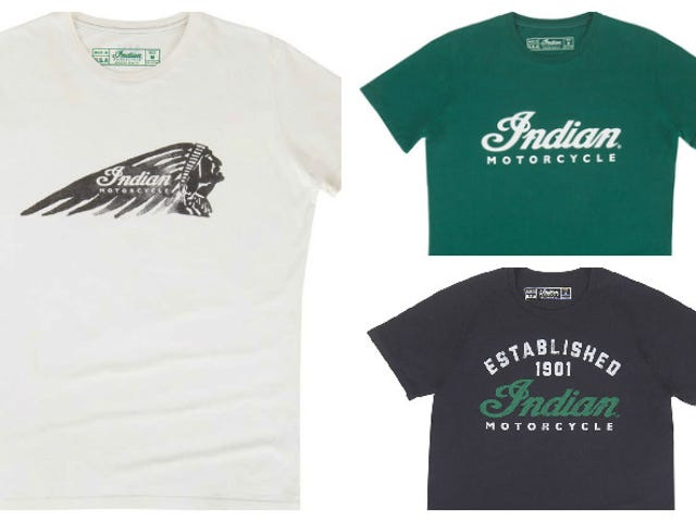"""This is Indian Motorcycle's """"Mark Wahlberg Collection"""" Clothing Line"""