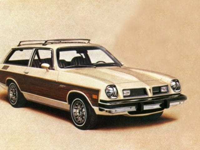 Coche aleatorio del día: Pontiac Astre