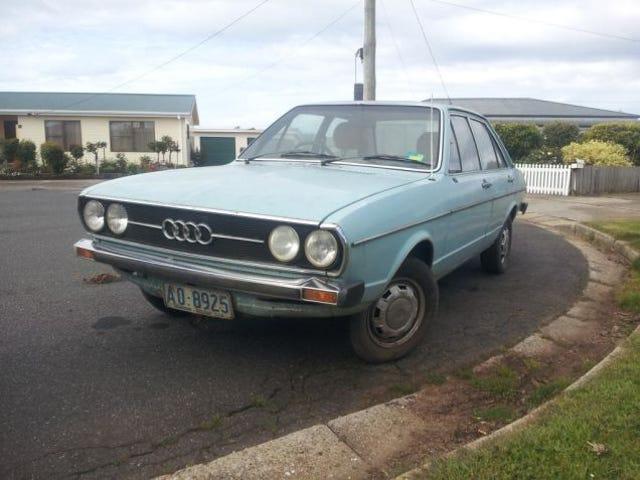 Coche aleatorio del día: Audi Fox