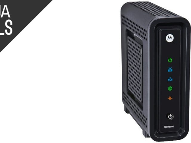 Eliminate Modem Rental Fees By Buying Your Own. Just $45 Today.