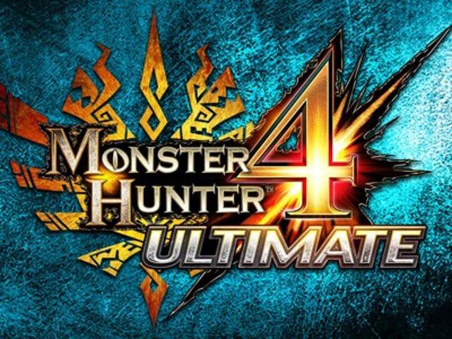 Dramatization Station: Monster Hunter 4 Ultimate
