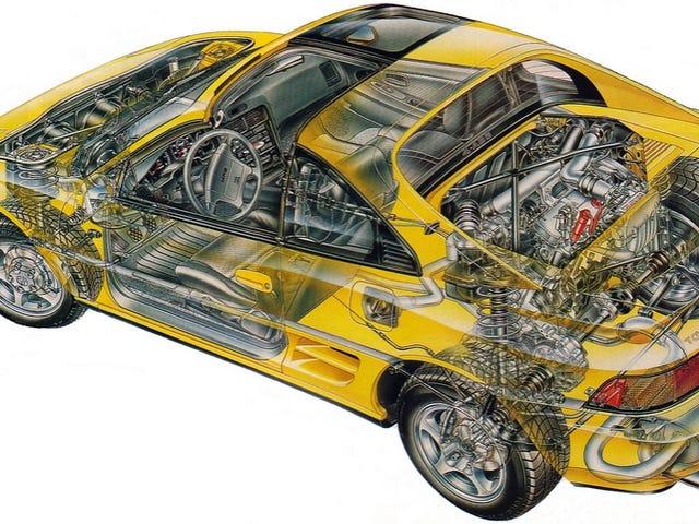 Los coches de motor medio y trasero más baratos