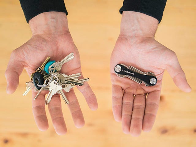 Save 26% on KeySmart: The Solution to your Bulky Keyring