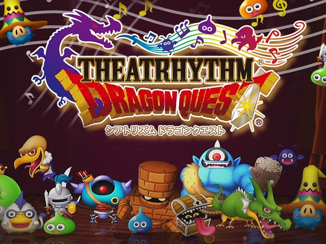 Here's Your Complete Theatrhythm: Dragon Quest Song List