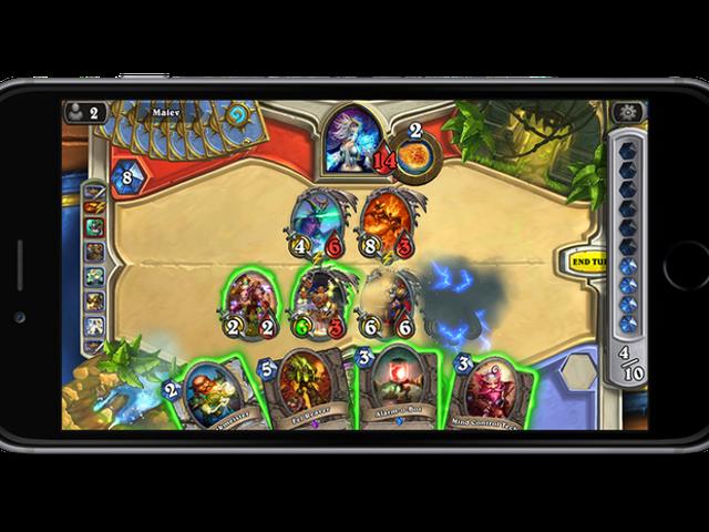 Ya puedes jugar <i>Hearthstone</i> en tu iPhone o Android