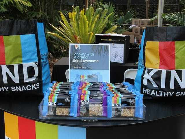 Kind Can't Just Call Its Snack Bars 'Healthy,' Says the FDA