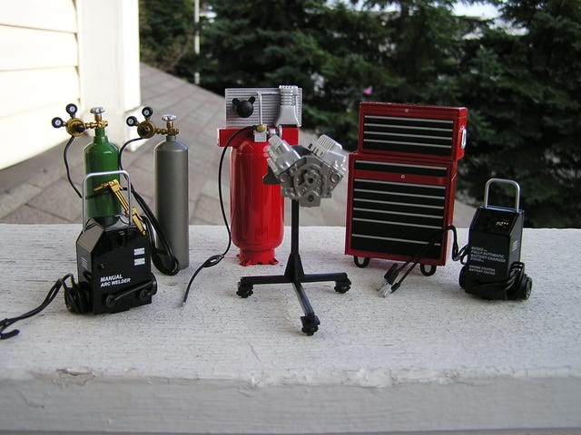 Tool-tonic Tuesday: GMP Garage Tools