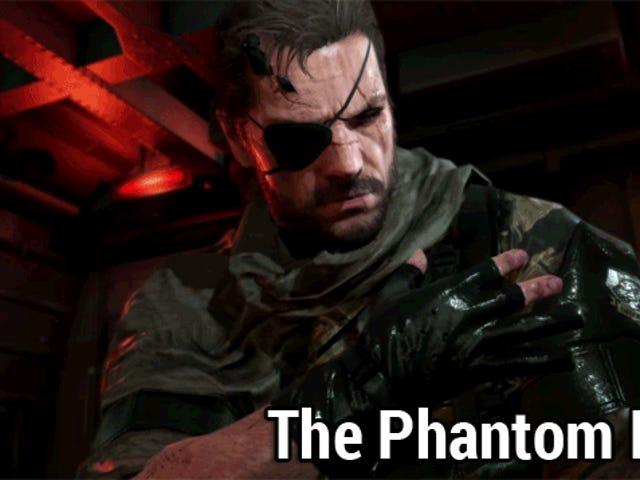 En <i>Metal Gear Solid V</i> sammenligning viser forskjeller mellom <i>TPP</i> og <i>GZ</i>