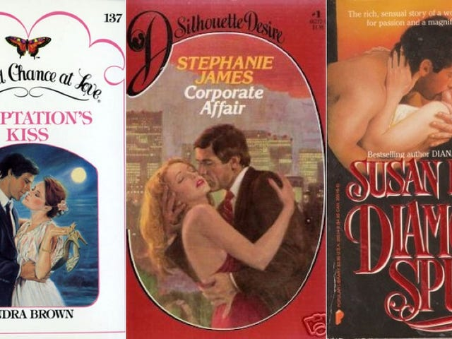 Fact: The Wacky Fashions of '80s Romance Novels Are the Greatest Thing