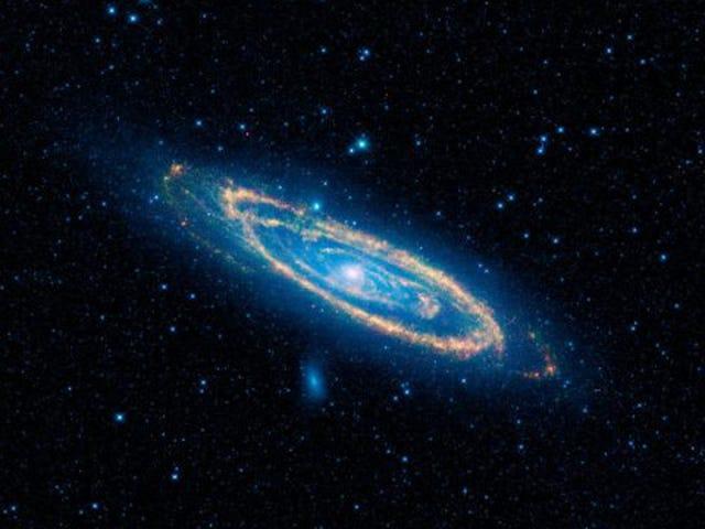 A Scan Of 100,000 Galaxies Shows No Sign Of Alien Mega-Civilizations