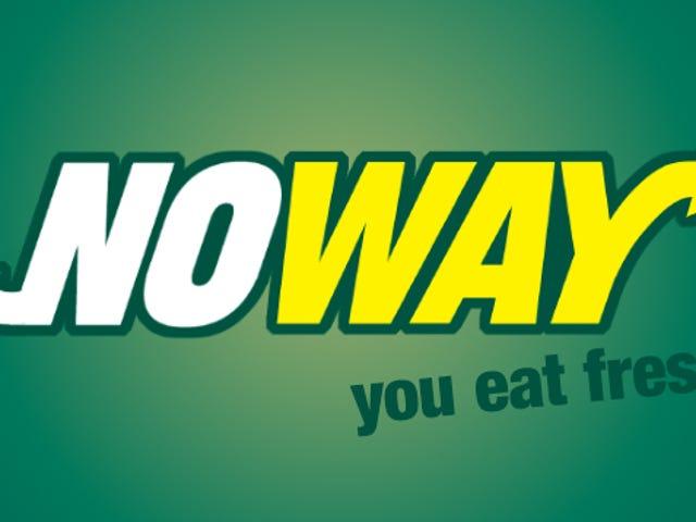 Subway Sucks