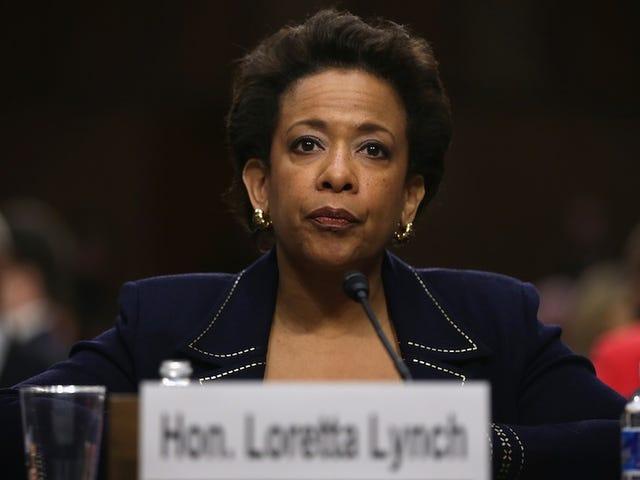Η Loretta Lynch επιβεβαιώθηκε ως Γενικός Εισαγγελέας μετά από καθυστέρηση στην αμηχανία