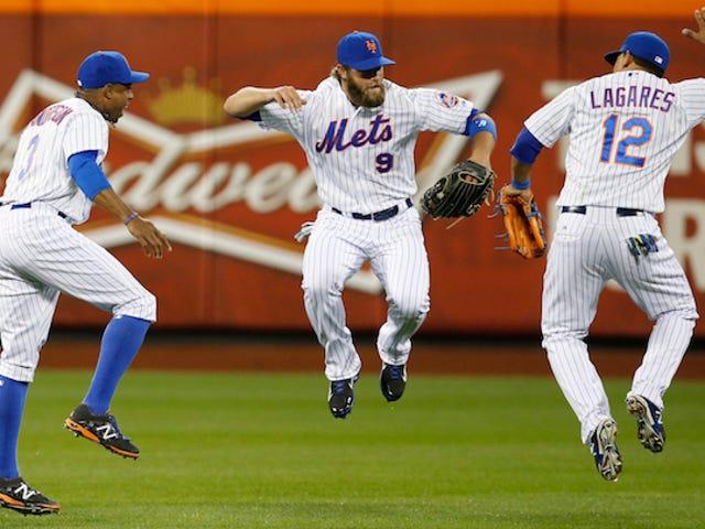 Quattro cose che mi piacciono dei Mets, che stanno giocando bene adesso