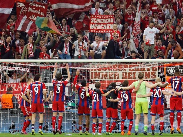 Como o Chill e as velhas cabeças do Barça lideraram o caminho até os quatro finalistas