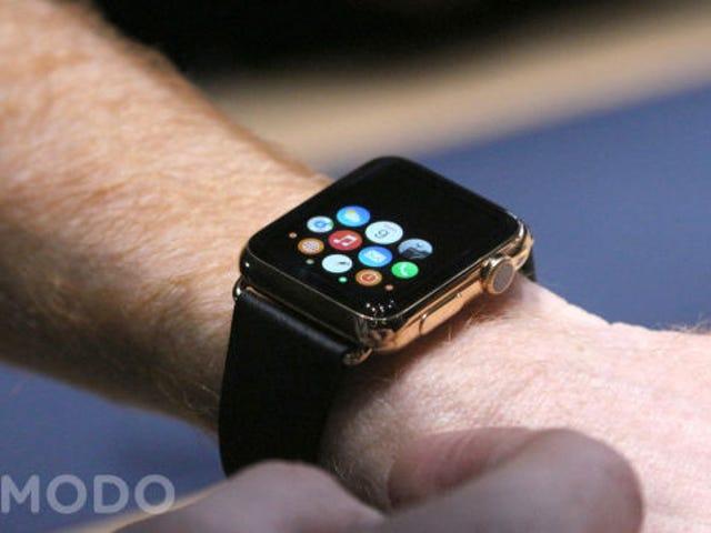Εδώ είναι ο επίσημος Οδηγός χρήσης του Apple Watch