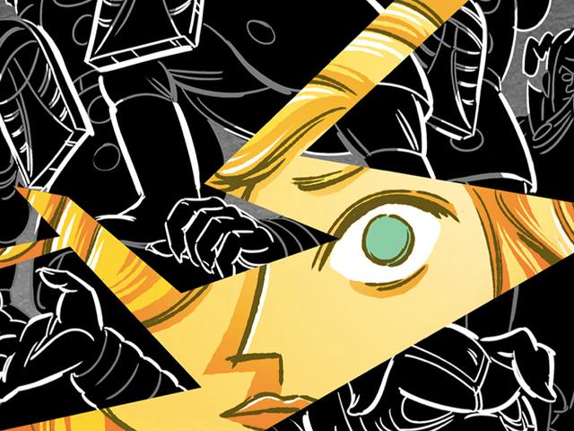 La <i>Second Quest</i> novela gráfica es una espantosa fábula inspirada por <i>Zelda</i>