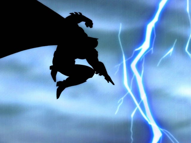 Frank Miller travaille sur une autre suite au The Dark Knight Returns