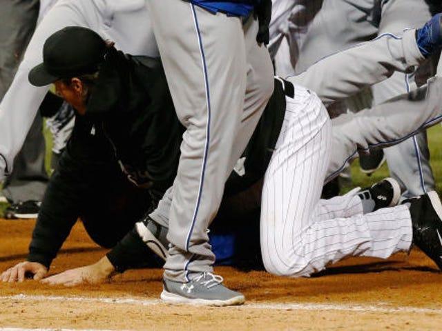 Seks spillere suspenderet til Royals-White Sox Brawl