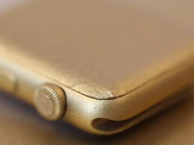 Εδώ είναι πώς να μετατρέψετε την Apple Watch σας Gold