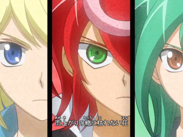 In The Latest Chapter Of... Cardfight!! Vanguard G (Ch.26)