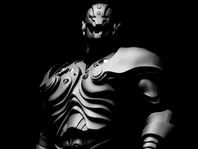 Even Hidden In The Shadows, This Ultron Figure Looks Amazing