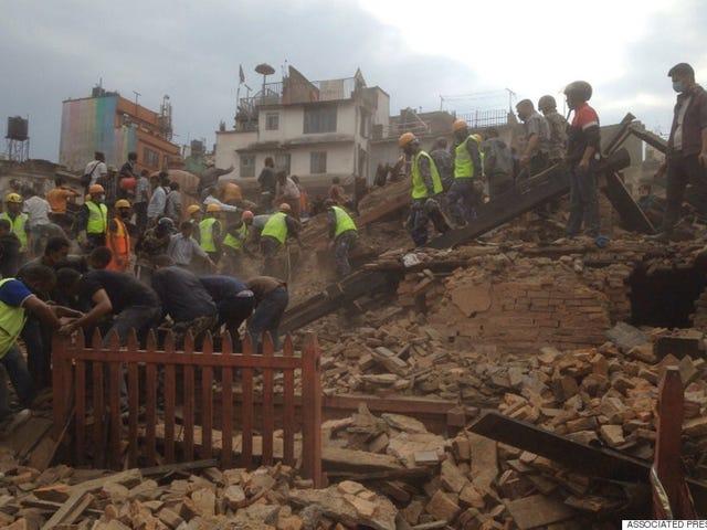 Google utnyttjar personfinderverktyget för att hjälpa offer av jordbävningen i Nepal