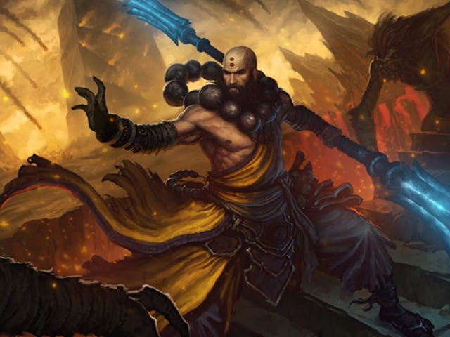 Diablo III Player Reaches Level 70 In One Minute