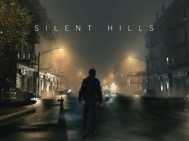 Es oficial: Konami annullere videoen <i>Silent Hills</i>