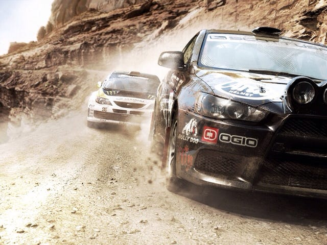 DiRT Rally Early Access - Early Impressions