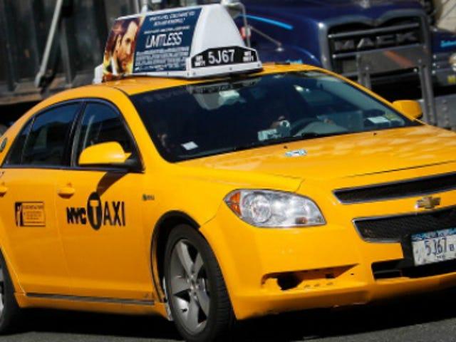 """Self-Driving """"Taxibots"""" міг ліквідувати 9 з кожних 10 Автомобілів"""