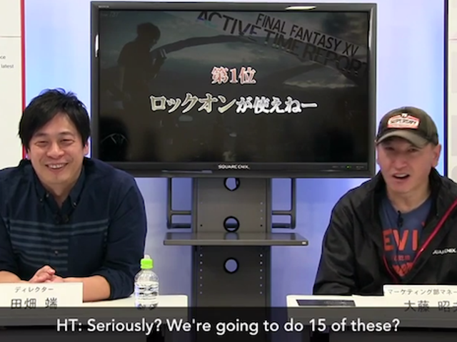 Square Addresses The Top XV Criticisms Of <i>Final Fantasy XV</i>