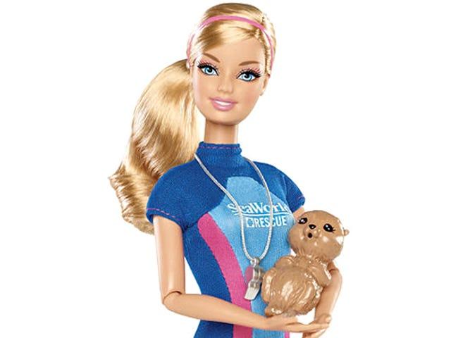 Säg adjö till SeaWorld Barbie