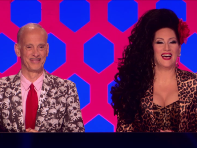 Behold: Two of the Best<i>RuPaul's Drag Race </i>Skits Ever, Via John Waters