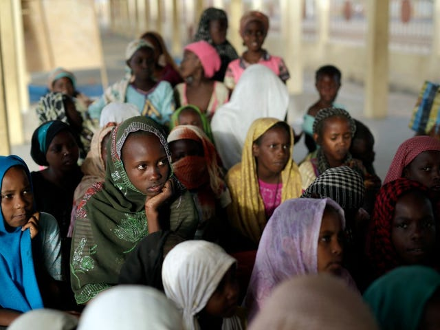 Report Confirms Worst Fears About Boko Haram's Treatment of Stolen Girls