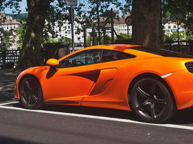 Ik zal nooit cool zijn met de McLaren 650S