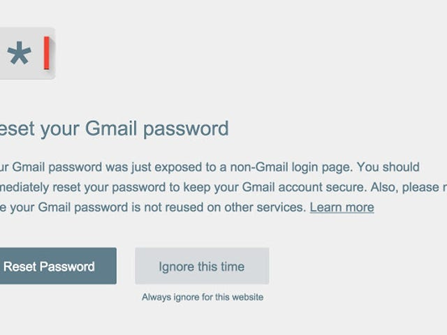 New Chrome Extension Warns You If Your Google Password Gets Phished
