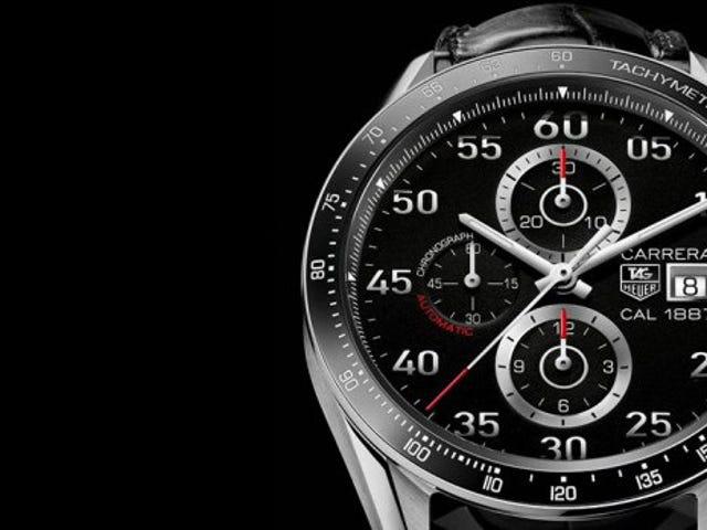 El reloj de lujo med Android Wear de Tag Heuer kosterá 1.400 doleres