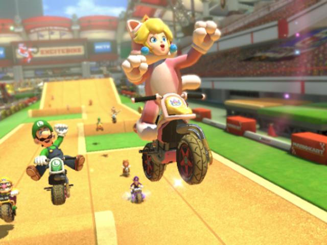Kursus Mario Kart 8 , Peringkat