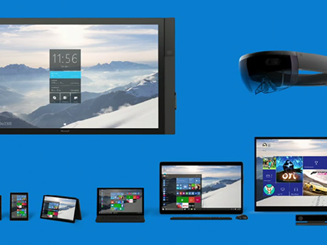 All the Important Stuff Microsoft Announced at Build 2015 Today