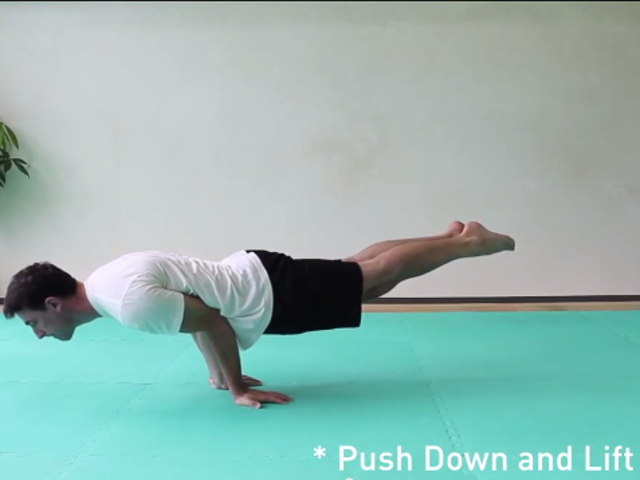 These Bodyweight Exercises Push You Beyond Push-Ups