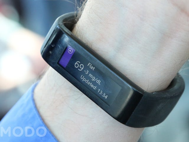 The Microsoft Band Could Get Way More Interesting With DIY Web Apps