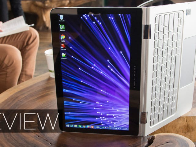 HP Specter x360 Review: Min nye favorit backflipping Windows Laptop
