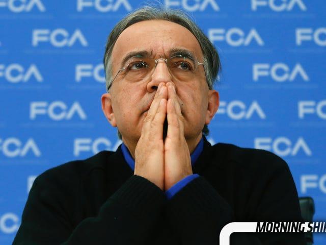 Onko Fiat Chryslerin pakkomielteinen yhdistys todella merkki paniikista?