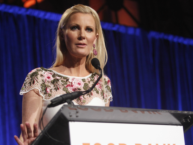 Sandra Lee Saved a Baby Seal's Life