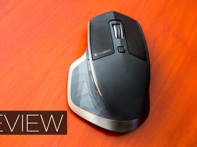 Kajian Logitech MX Master: Mouse Terbaik Better Lebih Baik