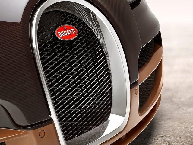Bugatti Veyron efterföljare ryktas att göra 0 till 60 på 2 sekunder, träffa 288 MPH
