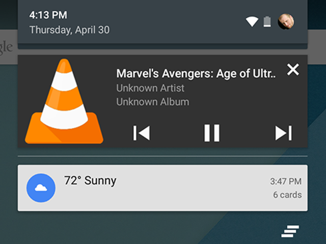 VLC for Android Adds Background Video Playback