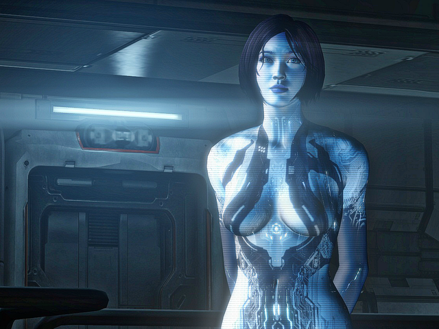 The Next Cortana Won't Just be a Sexy Lady—You Can Also Choose a Dude